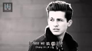 Suffer - Charlie Puth (Karaoke + Vietsub)