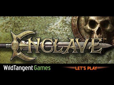 Enclave - - WildTangent Games