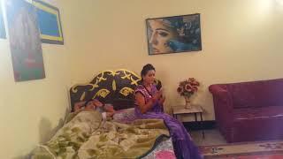Ranjita gurung &rajesh shrestha  shooting  mood