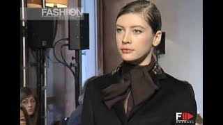 ALBERTO BIANI Fall Winter 2007 2008 Milan - Fashion Channel