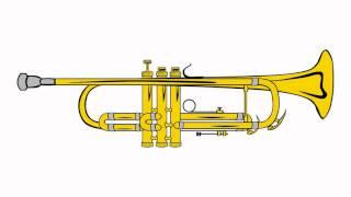 Efectos de sonido - trompetas