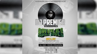 SALVAJES - DJ Premier Live In Santa Ana