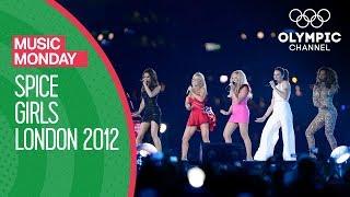 Spice Girls Reunion at London 2012   Music Monday width=