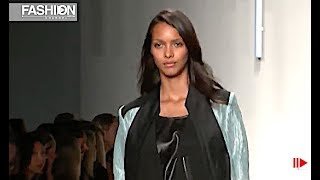 HELMUT LANG Spring Summer 2013 New York - Fashion Channel