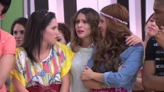 Violetta 2  Leon canta  Nuestro Camino    cap 77
