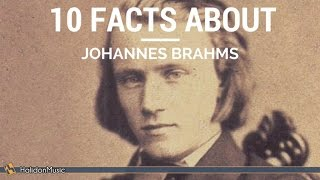 Brahms - 10 Facts about Johannes Brahms | Classical Music History