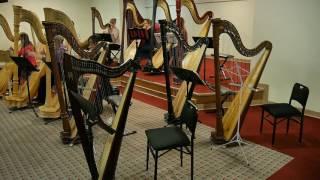 2017 Harp Ensemble Recital - Sicillienne