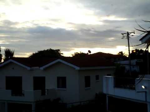 Primero de Agosto… Repique de la 6am