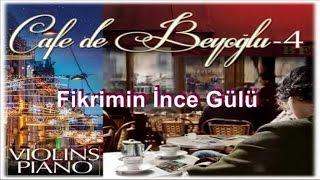 Cafe De Beyoğlu - Fikrimin İnce Gülü (Official Audio)