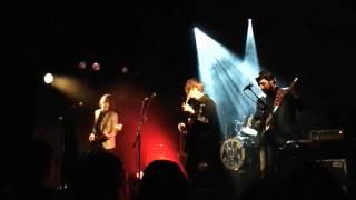 """The Animen """"Mami Wata"""" live à La Coopé à Clermont-Fd 18/01/2017"""