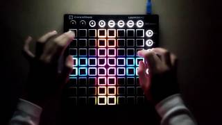The Chainsmokers - Paris [Launchpad MK2 Cover Remix]