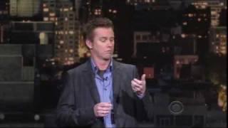 Brian Regan on Letterman May 8th, 2009