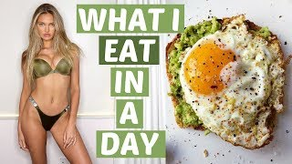What I Eat In A Day As A Model // Romee Strijd
