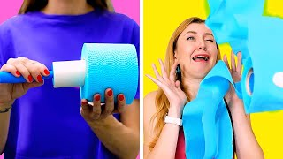 BEST PRANKS AND FUNNY TRICKS    Funniest DIY Tricks on Friends and Family by 123 GO!