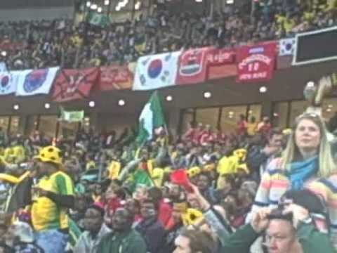 Day 14: South Africa World Cup 2010