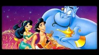 Aladdin – Disney Fará Adaptação Em Live-action Do Filme!