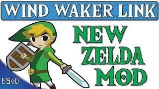 The Legend of Zelda  Breath of the Wild | Windwaker Link