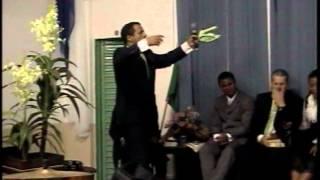 PASTOR ODAIR FERNANDES-CONFERENCISTA -FOGO PURO