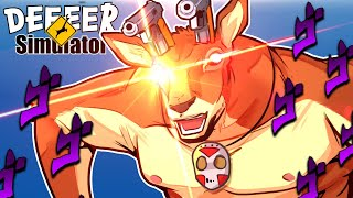 Deer Simulator Funny Moments (Deer Ninja, DeerLirious Army & Map Exploring)