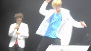 KEVIN ELI SEXY DANCE CONCIERTO PERÚ 2013