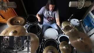 Coladito - Maná (drum/perc cover)