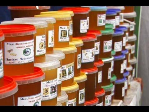 Salon du miel de Kiev : Un monde de douceurs