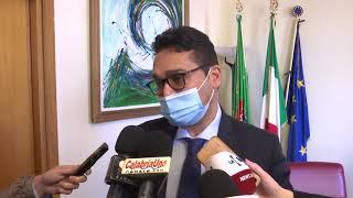 CROTONE: PASSAGGIO DI CONSEGNE IN PROVINCIA TRA I PRESIDENTI F.F.