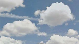 ¿Chemtrails o Goku y su nube voladora?- Chemtrails busca nubes-CHEMTRAILS CAZADORES DE NUBES
