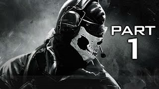 Call of Duty Ghosts Gameplay Walkthrough Part 1 - Campaign Mission 1 (COD Ghosts) width=