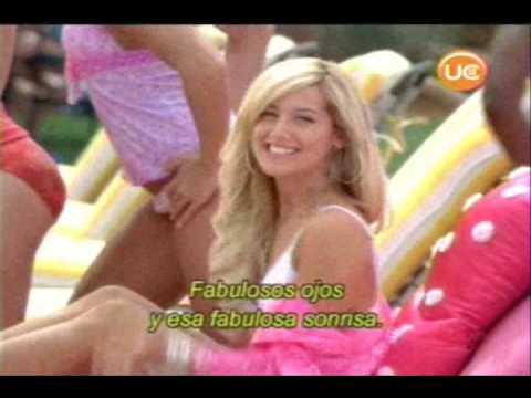 Fabulous En Espanol de High School Musical Letra y Video