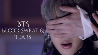 BTS - Blood, sweat & tears. Letra fácil (pronunciación)