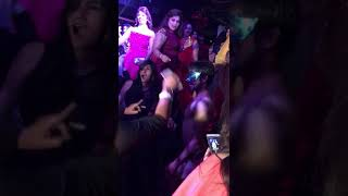Desi Indian womens in strip club