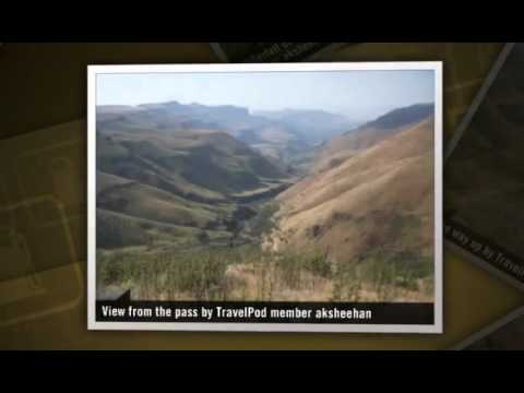 """""""Sani Pass – South Africa and Lesotho Border"""" Aksheehan's photos around Sani Pass, South Africa"""