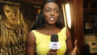 Njinga - A Rainha de Angola - Entrevistas