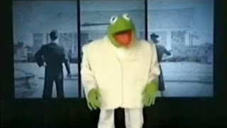 "Kermit the Frog - Talking Heads ""Once in a Lifetime"""