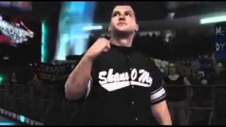 Smackdown vs Raw 2007 Shane Mcmahon Entrance