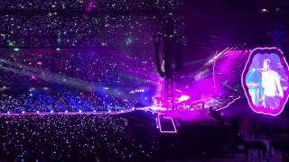 Coldplay Live @San Siro Milano 3 Luglio 2017 - Sky full of Stars [HD]
