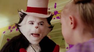 """""""The Cat in The Hat"""" Movie but Without The Color Green"""