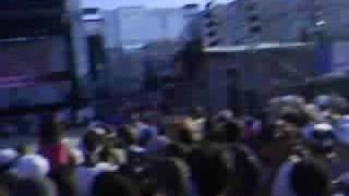 Live Earth - Rio de Janeiro - Movimento RHCP no Brasil