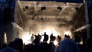 Heilung - New Songs (Snippet) - Live at Midgardsblot 2017