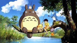 Mi vecino Totoro (Trailer)