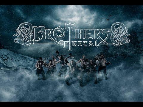 Prophecy Of Ragnarok de Brothers Of Metal Letra y Video