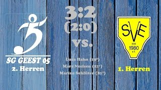 Highlights SG Geest 05 II vs. SV Epenwöhrden - 13.11.2016