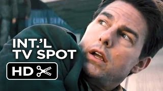 Edge Of Tomorrow International TV SPOT - Live, Die, Repeat (2014) - Tom Cruise Sci-Fi Movie HD