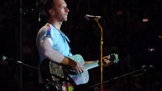 Coldplay - Singapore Song (Live in Singapore 2017)
