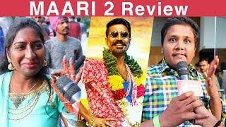 MAARI 2 Review FDFS | Dhanush | Sai Pallavi
