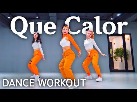 [Dance Workout] Major Lazer - Que Calor (feat. J Balvin & El Alfa) | MYLEE Cardio Dance Workout