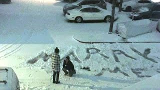 'Marry Me': Snow can't stop love in Tigard
