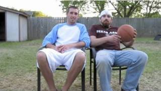 Dude Perfect | Backyard Edition | Our 1st Video!