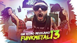 MC METALEIRO - RITMO MEXICANO (MC GW cover FUNKMETAL)